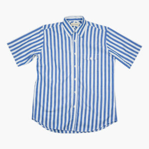 Monty Madras Short Sleeve Shirt – John Simons Ivy League Outfitters Menswear London