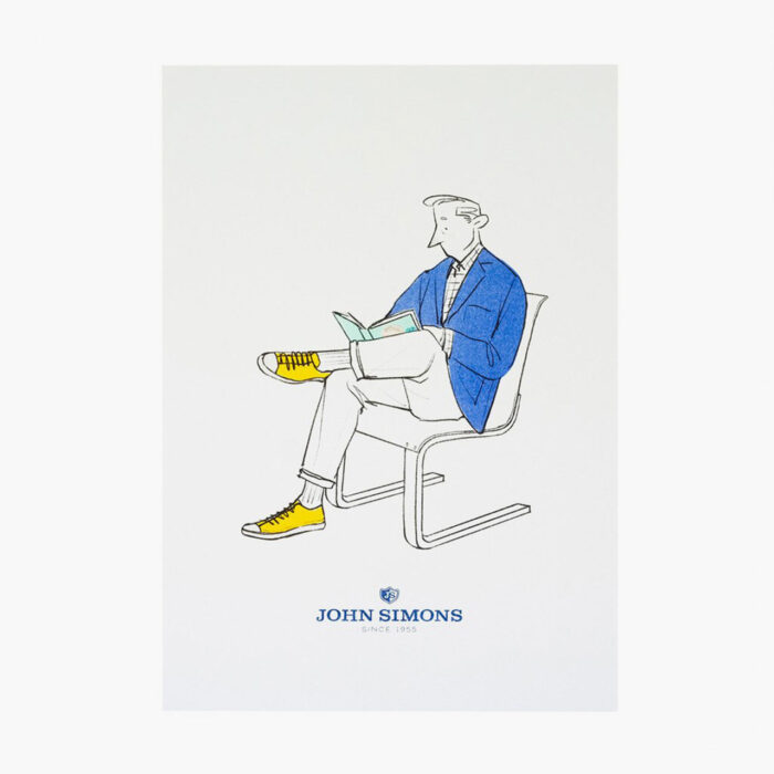 Limited Edition Mr. Squire A3 Print