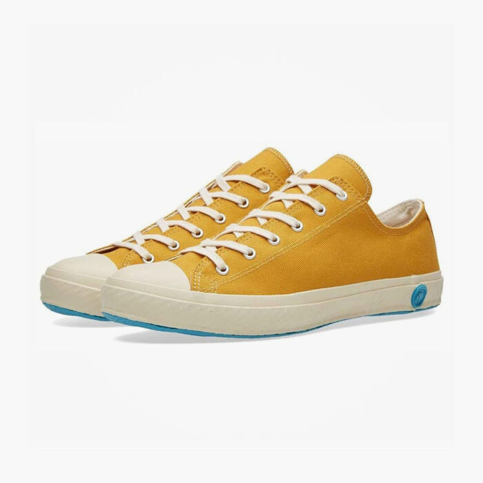Shoes Like Pottery Yellow