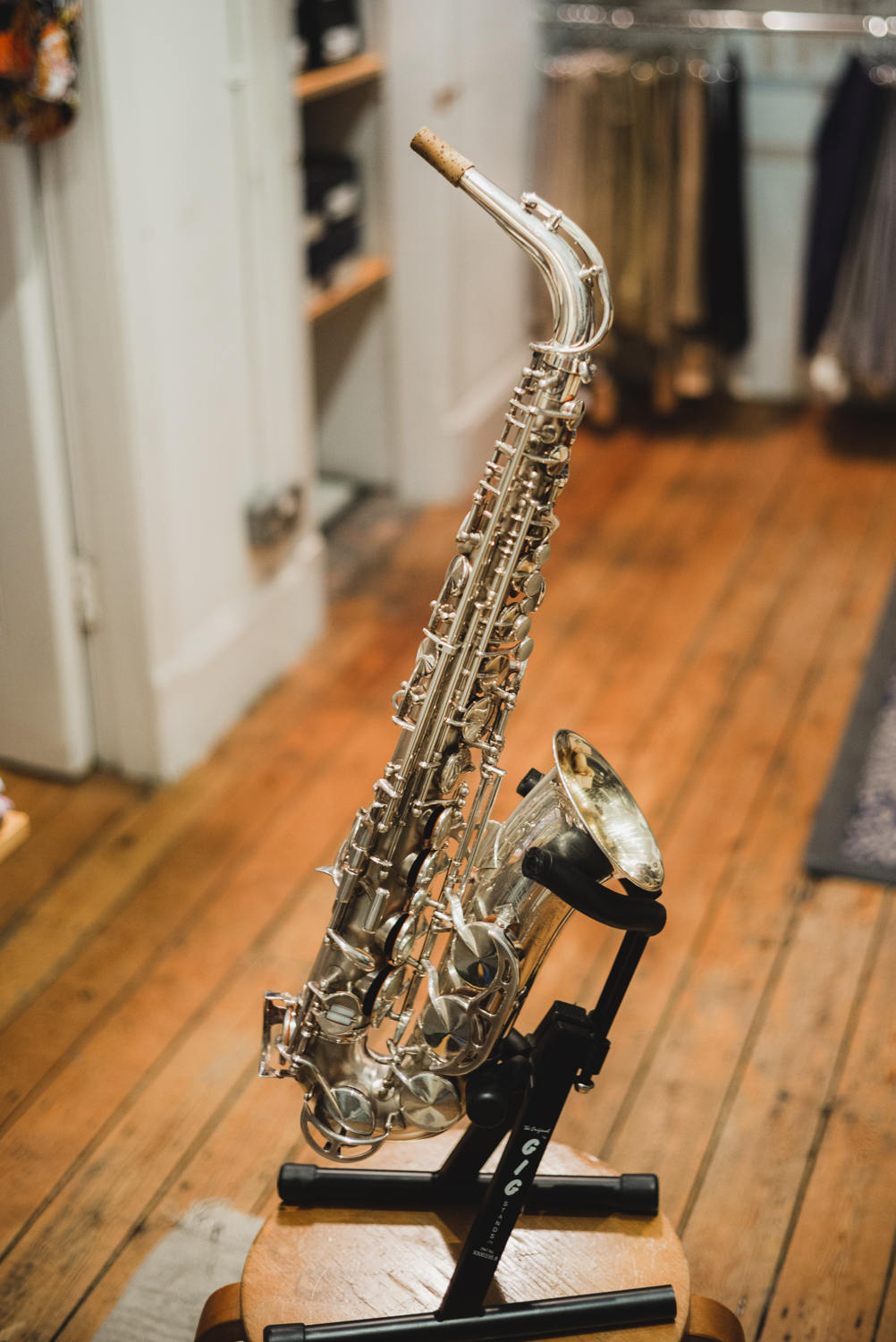 Beyond Hep: A Conversation With Saxophonist Thomas Kleyn of Howarth of London