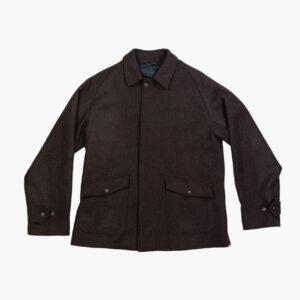 John Simons Made in London Rust Tweed Mingus