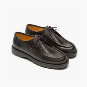 Kleman Padror Black Leather