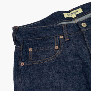 F.O.B. Factory Narrow 5 Pocket Jeans