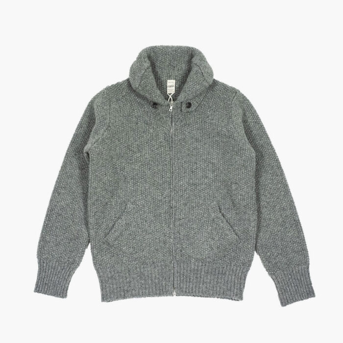GRP Grey Flying Jacket