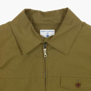 Grenfell x Harry Stedman Drizzler Superdry Olive