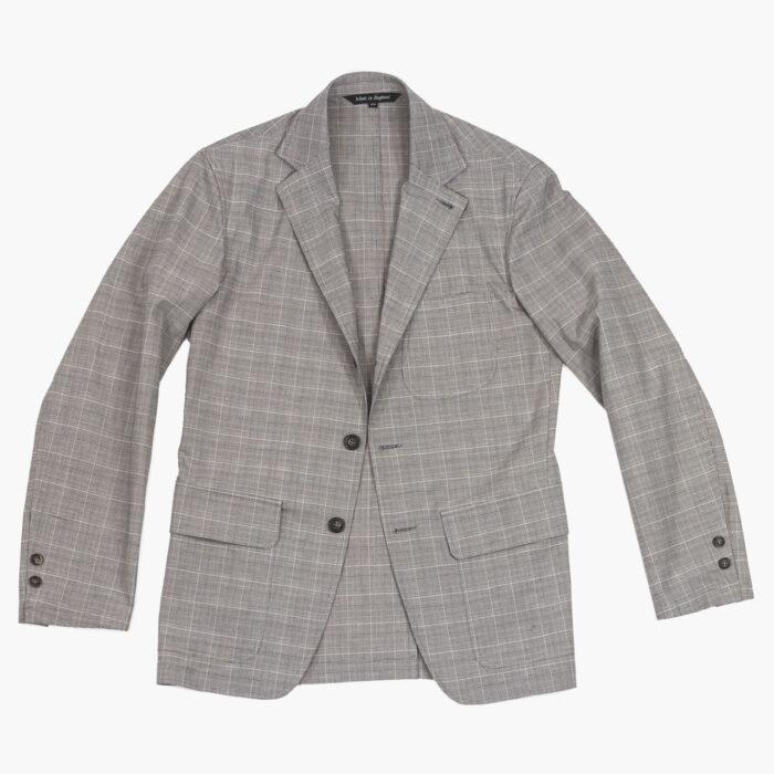 John Simons Ivy Jacket Cotton Glen Plaid