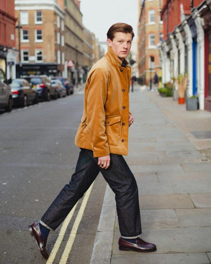 John Simons Made in London Mingus Jacket