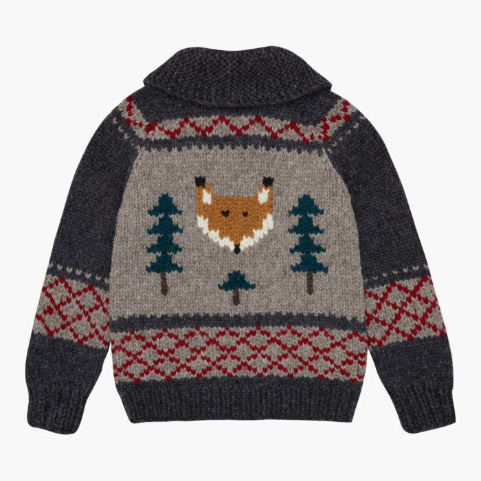 Granted 'Finley the Fox' Sweater