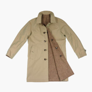L'Impermeabile Dean Reversible Coat