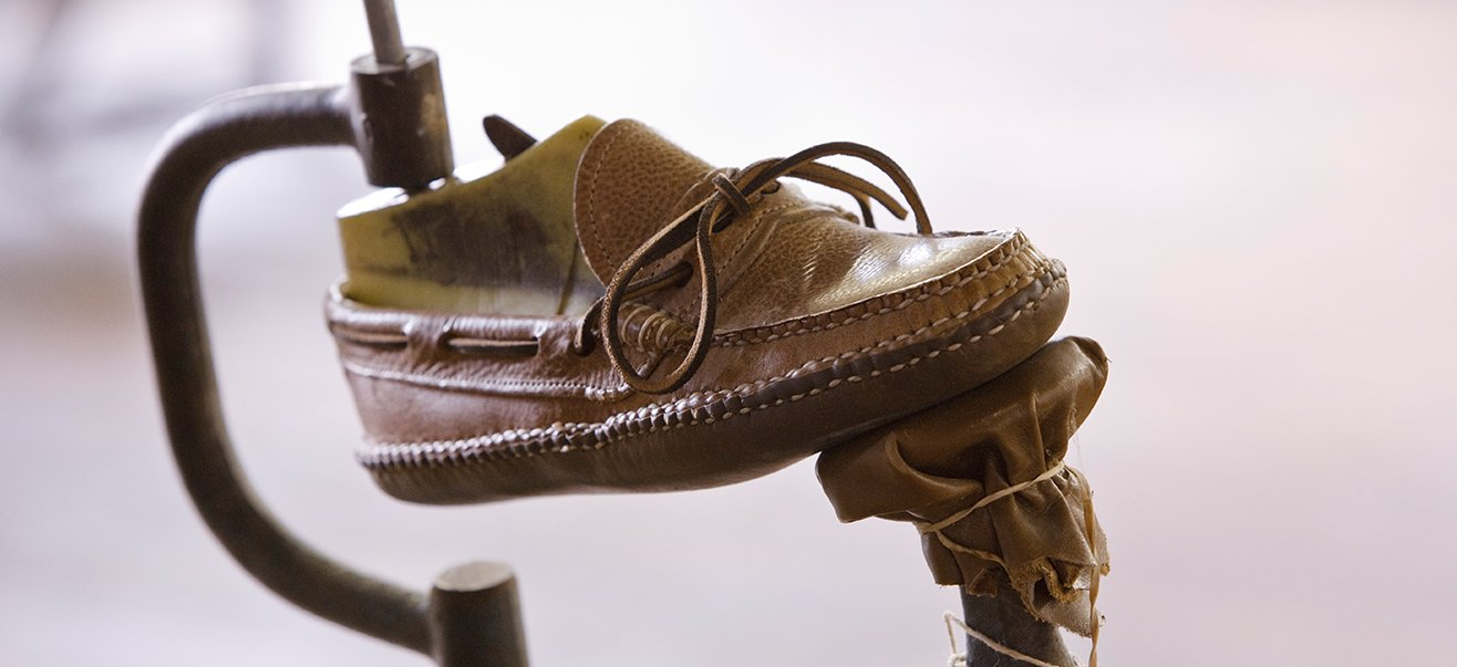 Quoddy Shoes –John Simons Menswear London