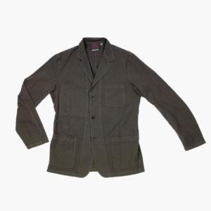 Lightweight Cotton Blazer Olive – John Simons Menswear London