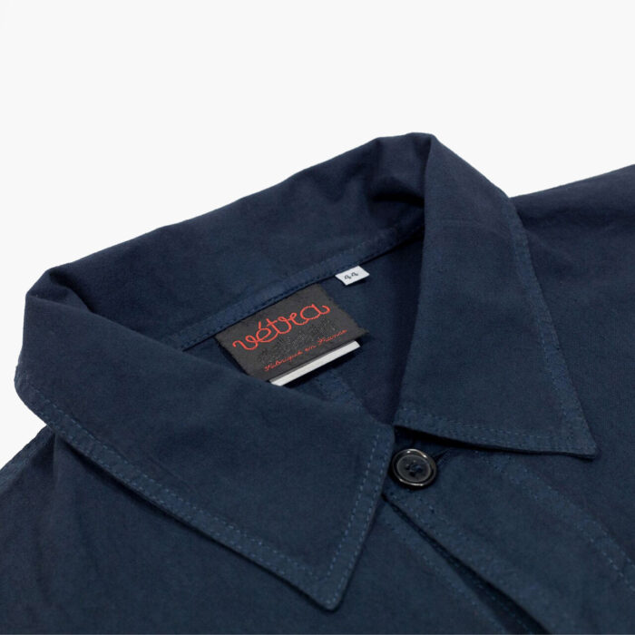 Vetra Jacket Lightweight Cotton Navy – John Simons Menswear London