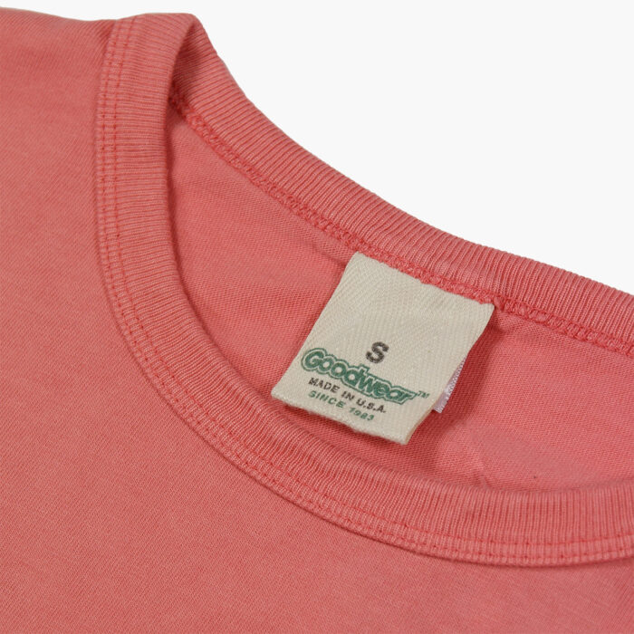 Goodwear Hemp T Pink