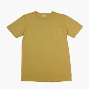 Goodwear Hemp T Yellow