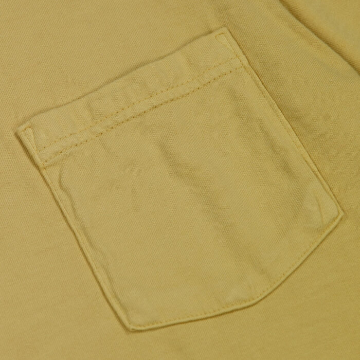 Goodwear Hemp T Yellow