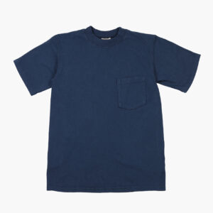 Goodwear Heavy Pocket T Navy