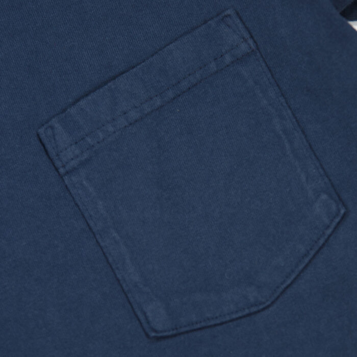 Goodwear Heavy Pocket T Navy