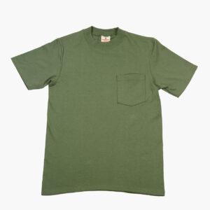 Goodwear Heavy Olive T Shirt