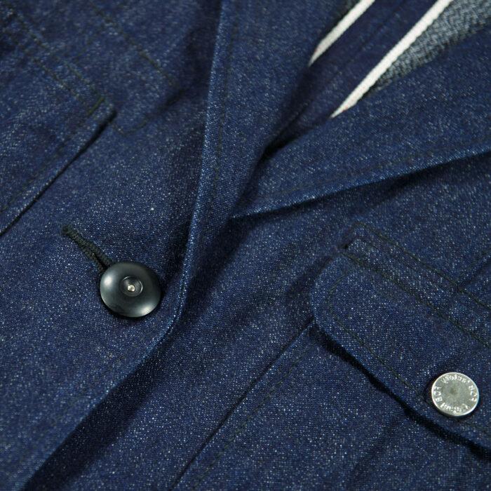 F.O.B. Factory Selvedge Jacket