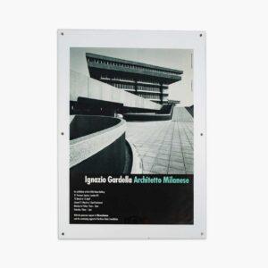 Architetto-Milanese-Poster –John Simons Homeware