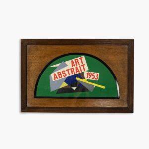 Art-Abstrait 1953 –John Simons Homeware