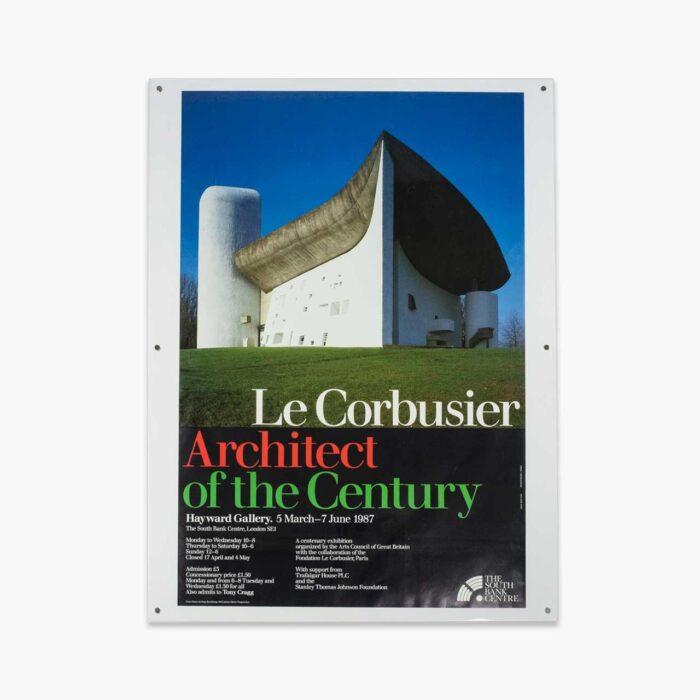 Le Corbusier Architecture Poster –John Simons Homeware