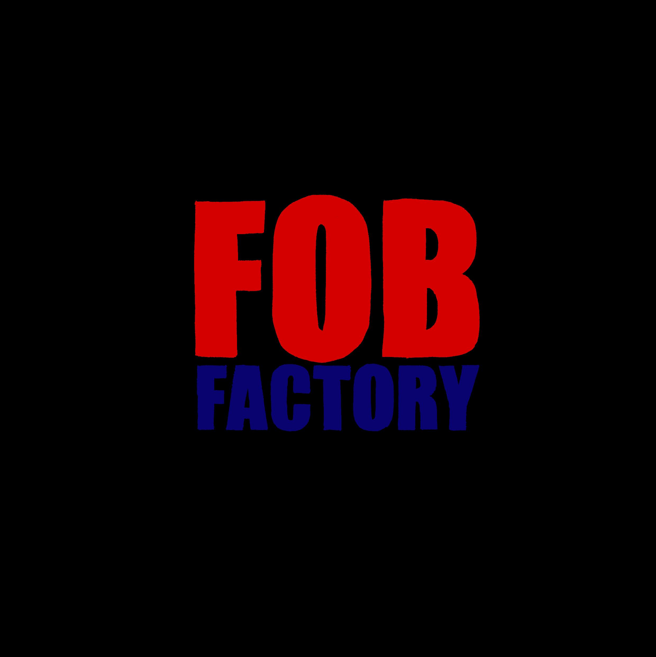F.O.B Factory logo