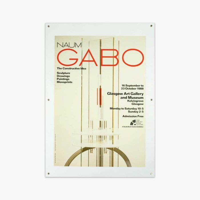 Naum Gabo Poster –John Simons Homeware