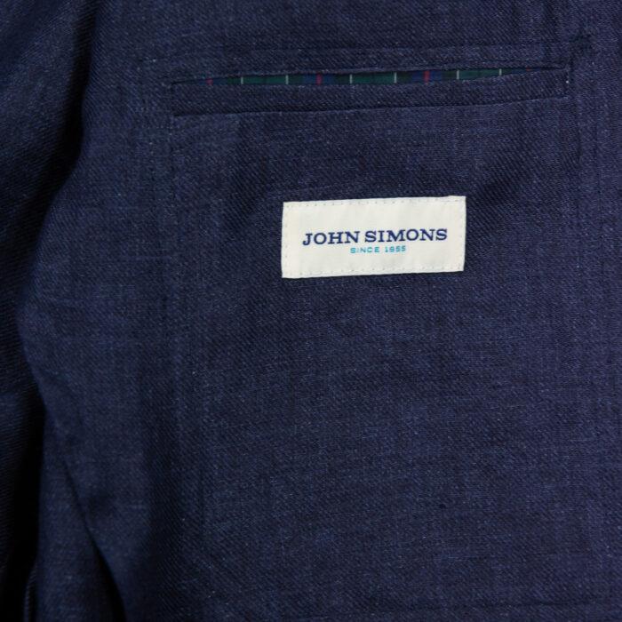 Linen Indigo Ivy Jacket 5
