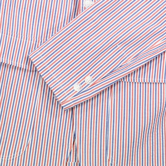 Pencil Stripe Ivy Jacket 5