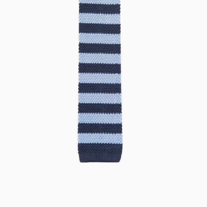 Navy/Blue Stripe Tie 2