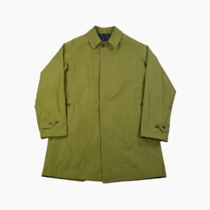 Olive Raincoat 1