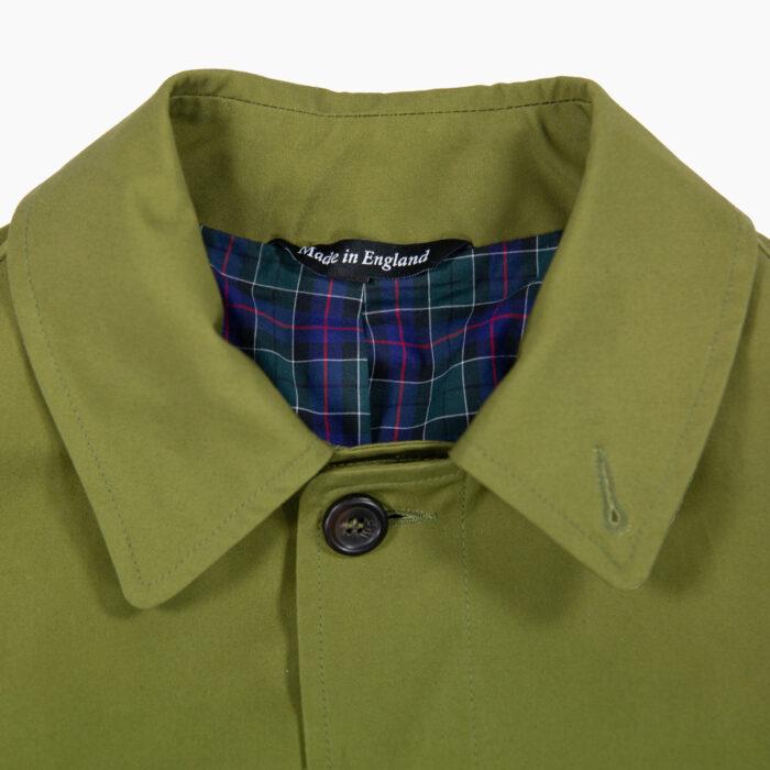 Olive Raincoat 2