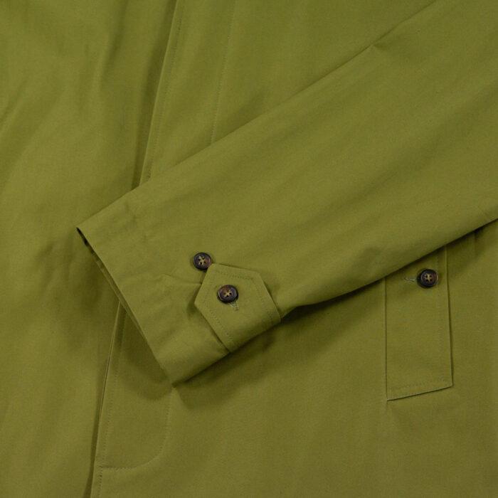 Olive Raincoat 3