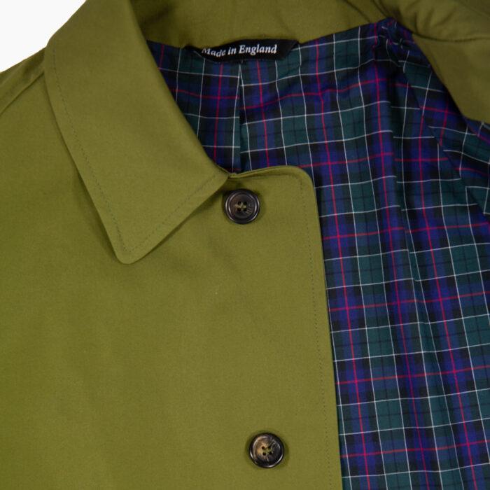 Olive Raincoat 5