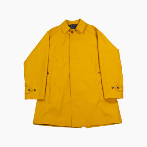 Yellow Raincoat 1