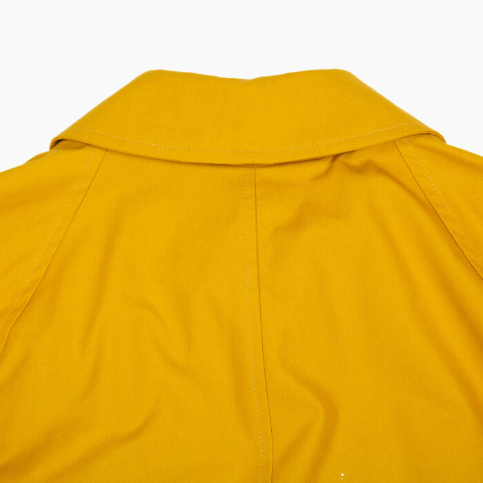 Yellow Raincoat 5