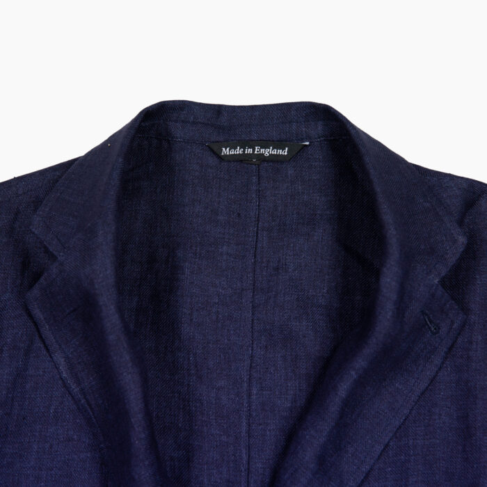 Linen Indigo Ivy Jacket 4