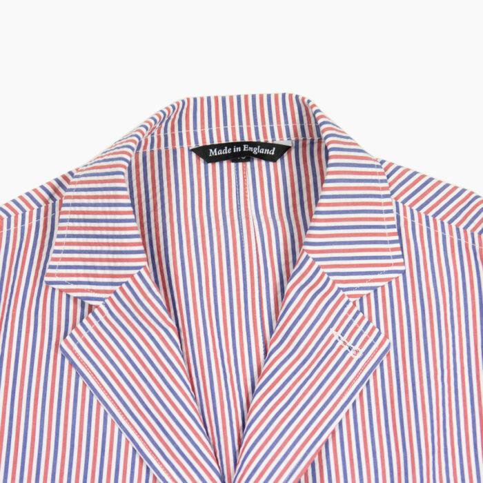 Pencil Stripe Ivy Jacket 3
