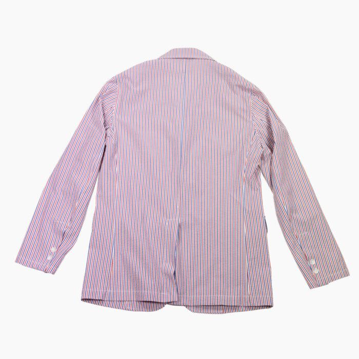 Pencil Stripe Ivy Jacket 2