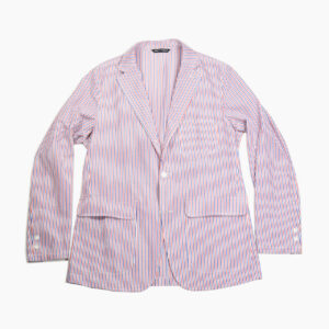 Pencil Stripe Ivy Jacket 1