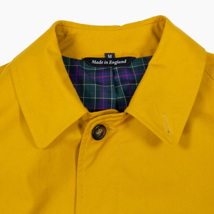 Raincoat Yellow Final Collar