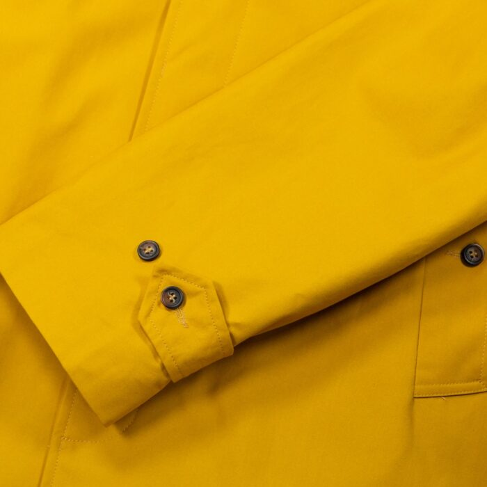 Raincoat Yellow No threads