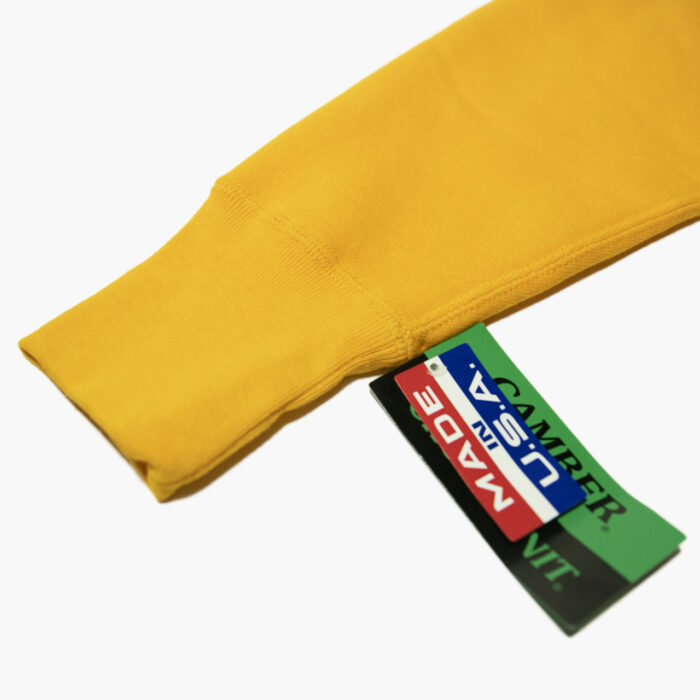 Camber yellow 4