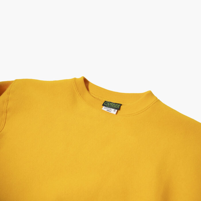 Camber yellow 2