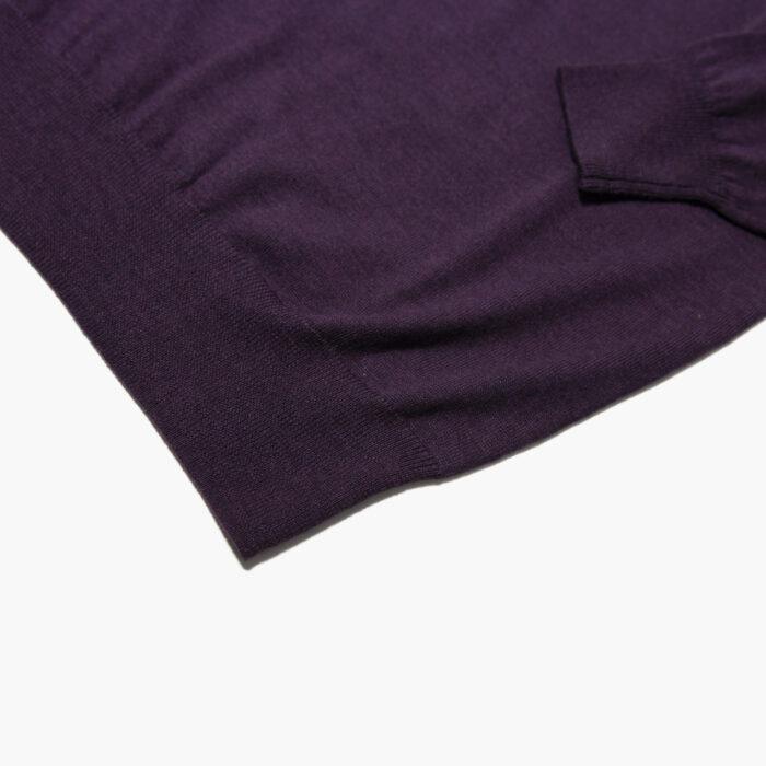 Alan Paine Polo Purple 2