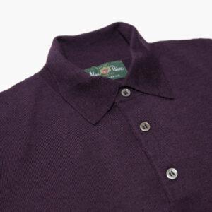 Alan Paine Polo Purple 3