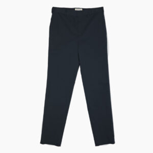 Ivy Trouser Navy cotton 1