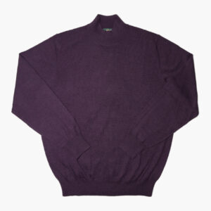 Alan Paine navy mock Purple 1