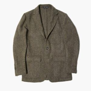 Harris tweed jacket 1